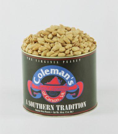 Cocktail Style Peanut Tin